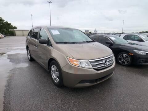 2012 Honda Odyssey for sale at Allen Turner Hyundai in Pensacola FL