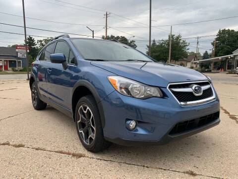 2015 Subaru XV Crosstrek for sale at Auto Gallery LLC in Burlington WI