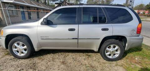 2006 GMC Envoy for sale at Tims Auto Sales in Rocky Mount NC