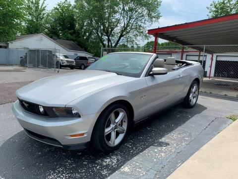 2012 Ford Mustang for sale at D. C.  Autos in Huntsville AL