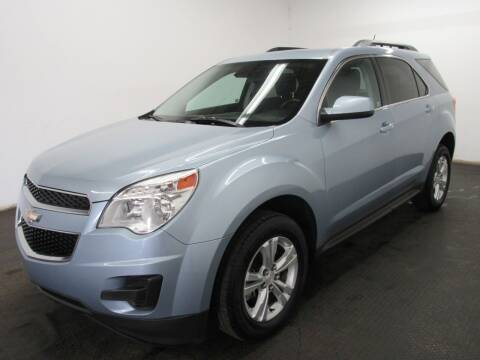 2014 Chevrolet Equinox for sale at Automotive Connection in Fairfield OH