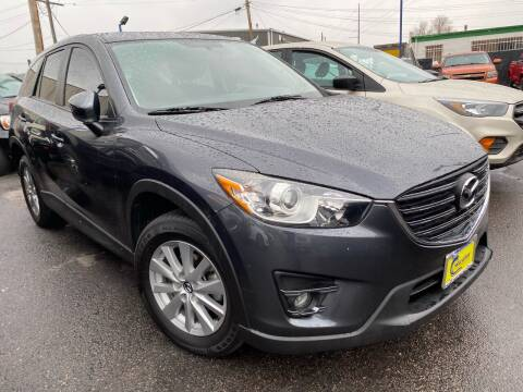 2016 Mazda CX-5 for sale at New Wave Auto Brokers & Sales in Denver CO