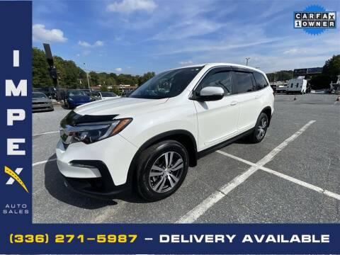 2019 Honda Pilot for sale at Impex Auto Sales in Greensboro NC