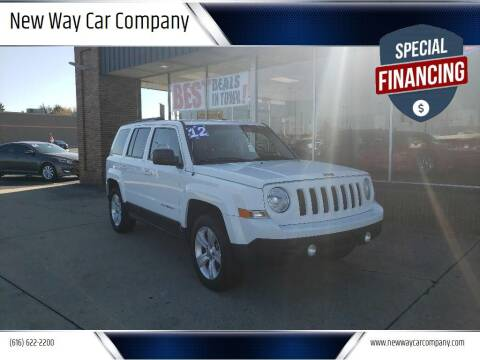 2012 Jeep Patriot for sale at New Way Car Company in Grand Rapids MI