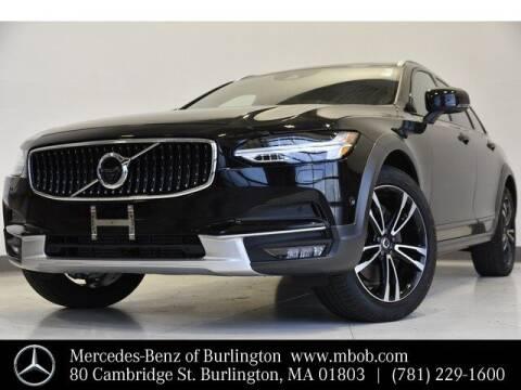 2018 Volvo V90 Cross Country for sale at Mercedes Benz of Burlington in Burlington MA