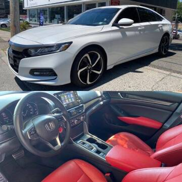 2020 Honda Accord for sale at Certified Luxury Motors in Great Neck NY
