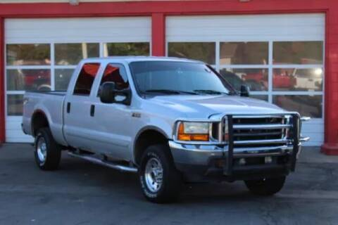 2001 Ford F-250 Super Duty for sale at Truck Ranch in Logan UT