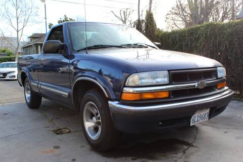 2001 Chevrolet S-10 for sale at Bay Auto Exchange in San Jose CA