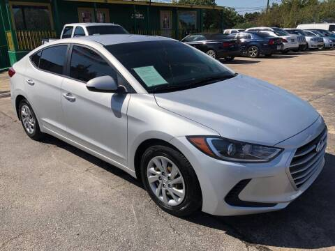 2018 Hyundai Elantra for sale at Pasadena Auto Planet in Houston TX