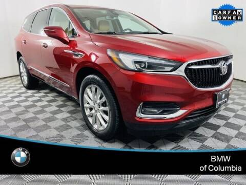 2018 Buick Enclave for sale at Preowned of Columbia in Columbia MO