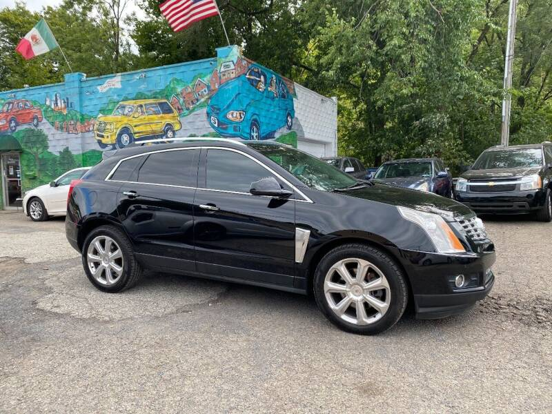 2014 Cadillac SRX for sale at Showcase Motors in Pittsburgh PA