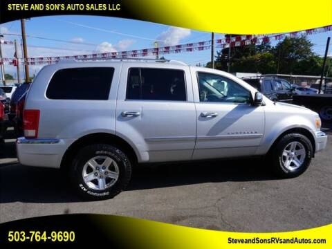 2009 Chrysler Aspen for sale at Steve & Sons Auto Sales in Happy Valley OR