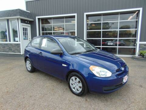 2008 Hyundai Accent for sale at Akron Auto Sales in Akron OH