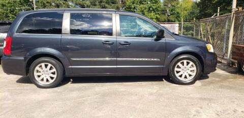 2014 Chrysler Town and Country for sale at On The Road Again Auto Sales in Doraville GA