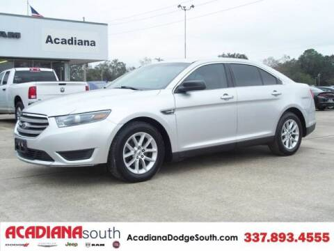 2015 Ford Taurus for sale at Acadiana Automotive Group - Acadiana Dodge Chrysler Jeep Ram Fiat South in Abbeville LA