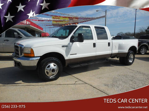 1999 Ford F-350 Super Duty for sale at TEDS CAR CENTER in Athens AL