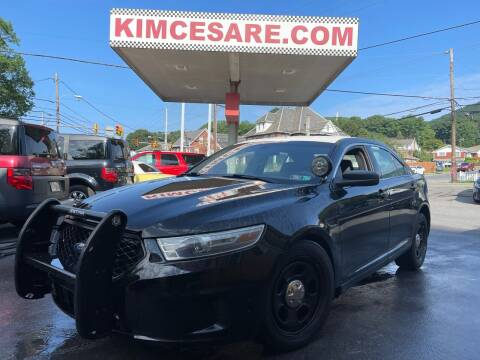 2014 Ford Taurus for sale at KIM CESARE AUTO SALES in Pen Argyl PA