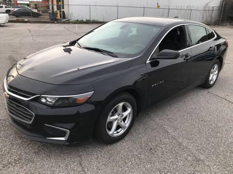 2017 Chevrolet Malibu for sale at East Memphis Auto Center in Memphis TN