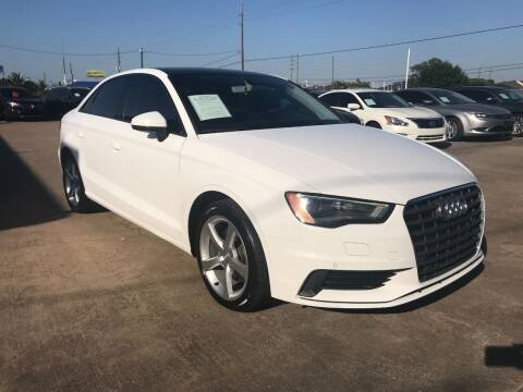 2016 Audi A3 for sale at Discount Auto Company in Houston TX