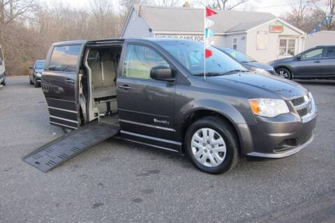 2015 Dodge Grand Caravan for sale at K & R Auto Sales,Inc in Quakertown PA