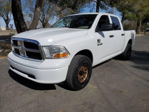 2010 Dodge Ram Pickup 1500 for sale at Matador Motors in Sacramento CA