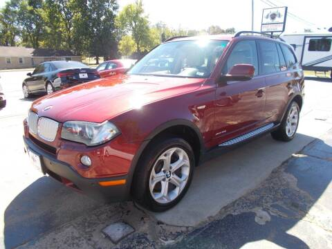 2010 BMW X3 for sale at High Country Motors in Mountain Home AR