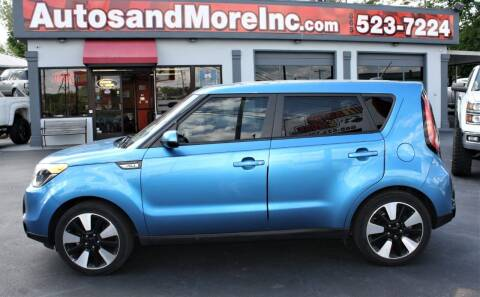 2016 Kia Soul for sale at Autos and More Inc in Knoxville TN