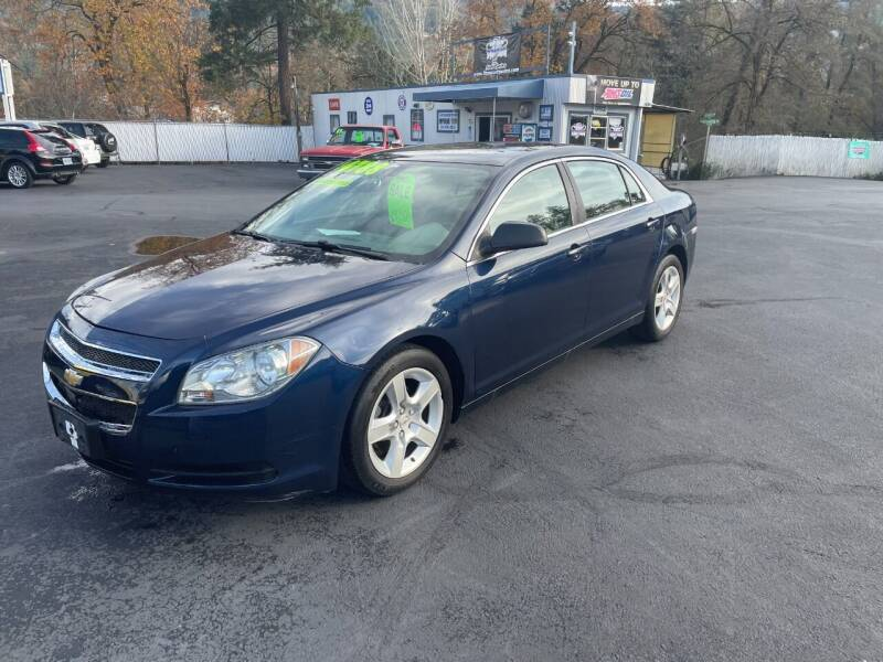 2010 Chevrolet Malibu for sale at 3 BOYS CLASSIC TOWING and Auto Sales in Grants Pass OR