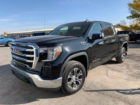 2020 GMC Sierra 1500 for sale at Canuck Truck in Magrath AB