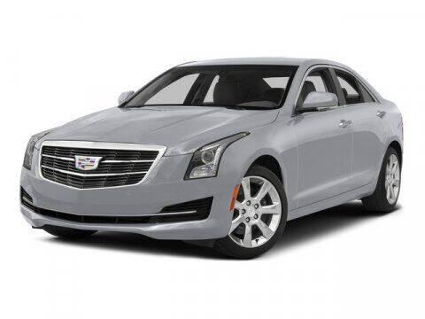 2015 Cadillac ATS for sale at BEAMAN TOYOTA in Nashville TN