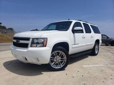 2007 Chevrolet Suburban for sale at L.A. Vice Motors in San Pedro CA