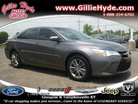 2017 Toyota Camry for sale at Gillie Hyde Auto Group in Glasgow KY