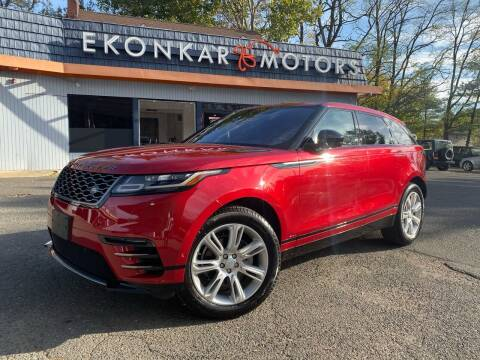 2018 Land Rover Range Rover Velar for sale at Ekonkar Motors in Scotch Plains NJ