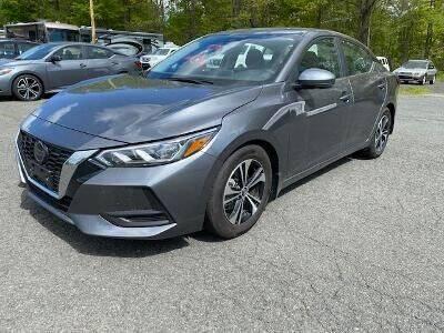 2020 Nissan Sentra for sale in Williamsburg, MA