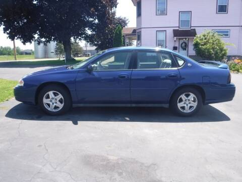 2005 Chevrolet Impala for sale at Vicki Brouwer Autos Inc. in North Rose NY