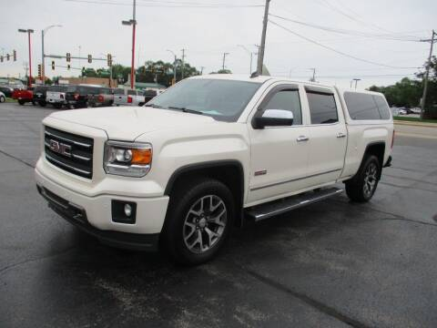 2014 GMC Sierra 1500 for sale at Windsor Auto Sales in Loves Park IL