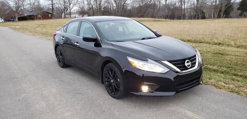 2017 Nissan Altima for sale at South Kentucky Auto Sales Inc in Somerset KY
