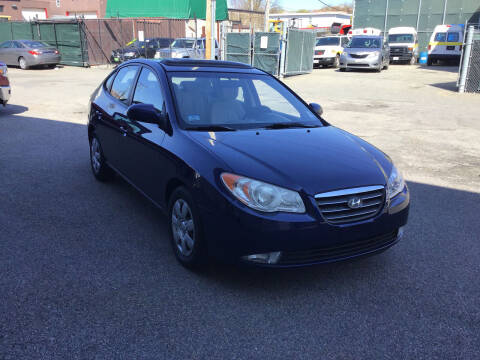 2008 Hyundai Elantra for sale at Adams Street Motor Company LLC in Dorchester MA