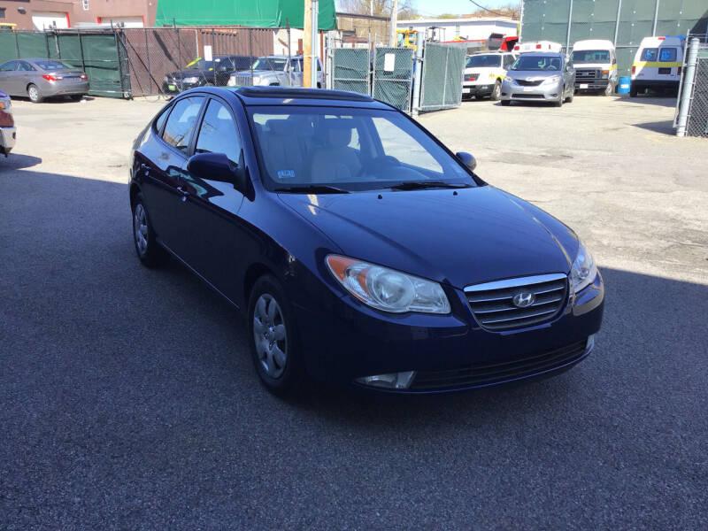 2008 Hyundai Elantra for sale at Adams Street Motor Company LLC in Dorchester MA
