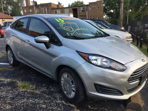 2015 Ford Fiesta for sale at COLT MOTORS in Saint Louis MO