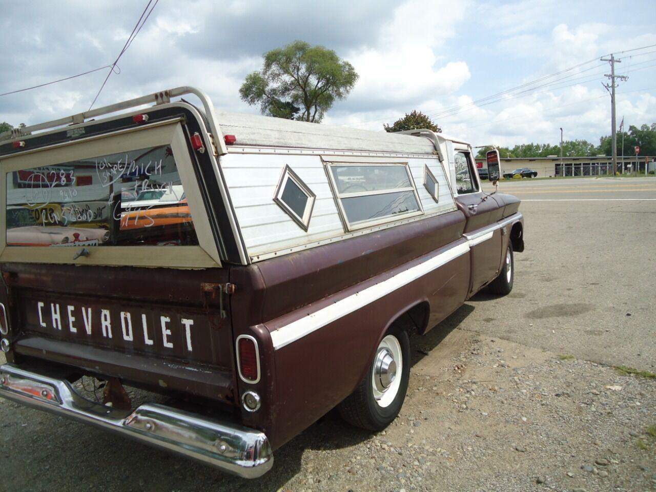 1966 Chevrolet C/K 10 Series 3