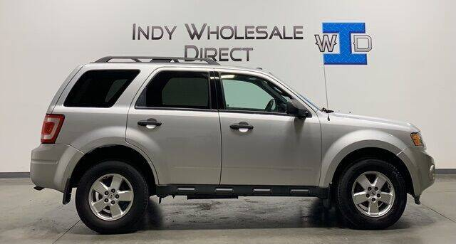 2012 Ford Escape for sale at Indy Wholesale Direct in Carmel IN