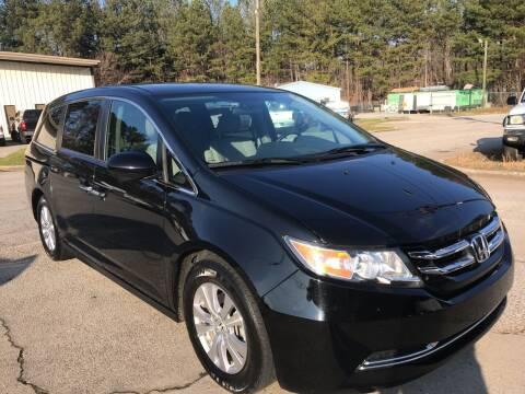 2016 Honda Odyssey for sale at Elite Motor Brokers in Austell GA