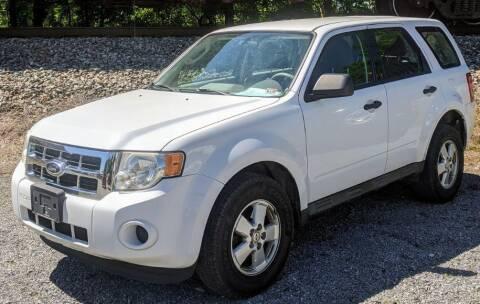 2010 Ford Escape for sale at Abingdon Auto Specialist Inc. in Abingdon VA