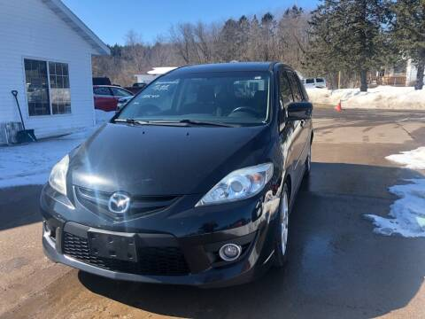 2008 Mazda MAZDA5 for sale at Blakes Auto Sales in Rice Lake WI