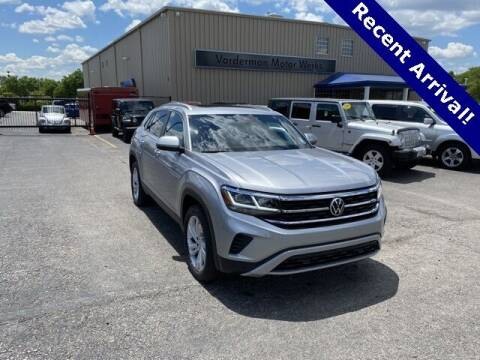 2020 Volkswagen Atlas Cross Sport for sale at Vorderman Imports in Fort Wayne IN