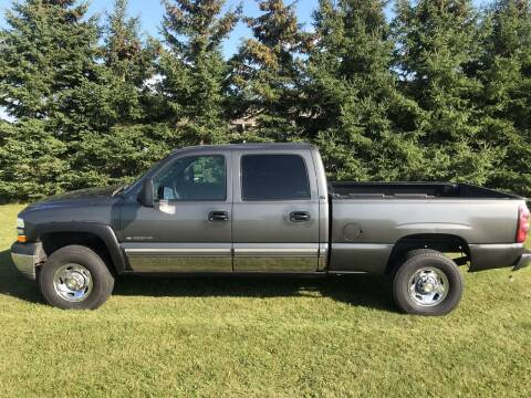 2002 Chevrolet Silverado 1500HD for sale at BLAESER AUTO LLC in Chippewa Falls WI