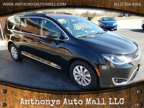2017 Chrysler Pacifica for sale at Anthonys Auto Mall LLC in New Salisbury IN