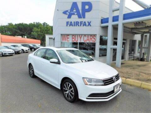 2017 Volkswagen Jetta for sale at AP Fairfax in Fairfax VA