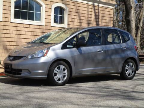 2010 Honda Fit for sale at Car and Truck Exchange, Inc. in Rowley MA